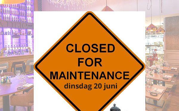 Closed-maintenance-web