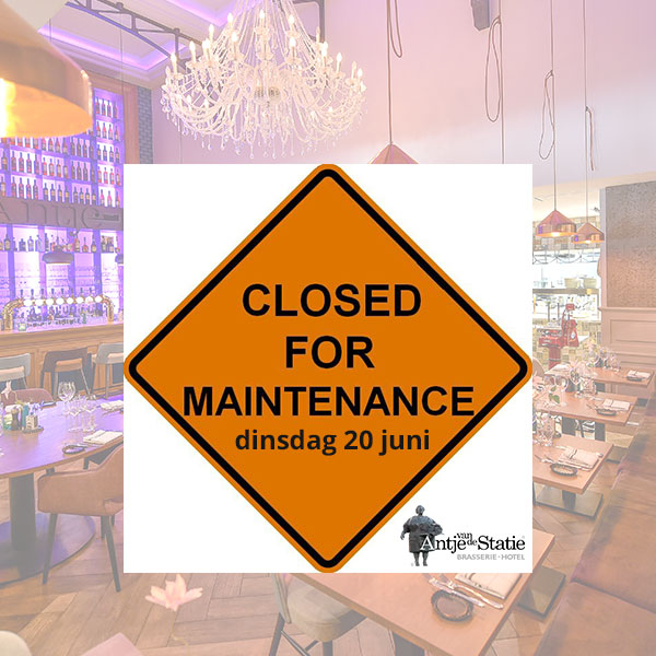Closed-maintenance-web