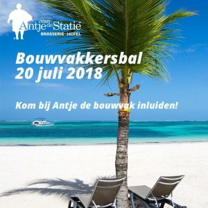 Bouwvakborrel 2018